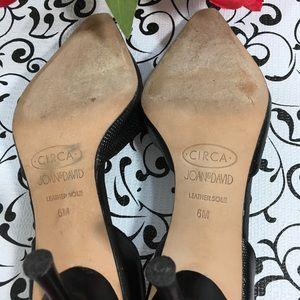 Joan & David Shoes - Joan & David Circa Black Heels